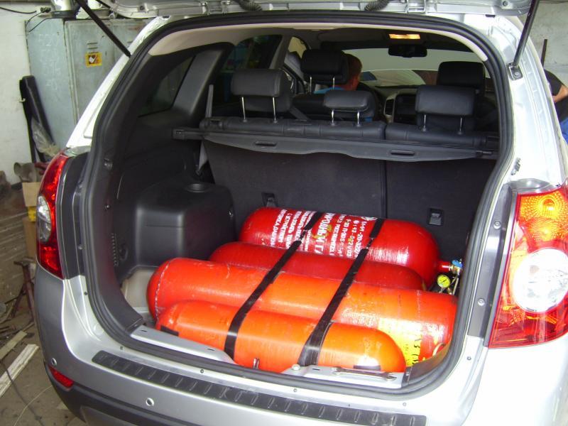 Что нужно знать о газовом оборудовании на автомобиле