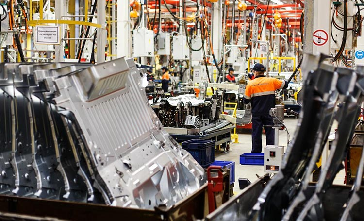 фото завода Форд в Татарстане: где собирают Форд Эксплорер