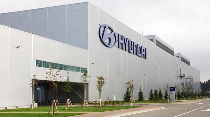 фото завода hyundai в санкт петербурге: где собирают хендай ix35