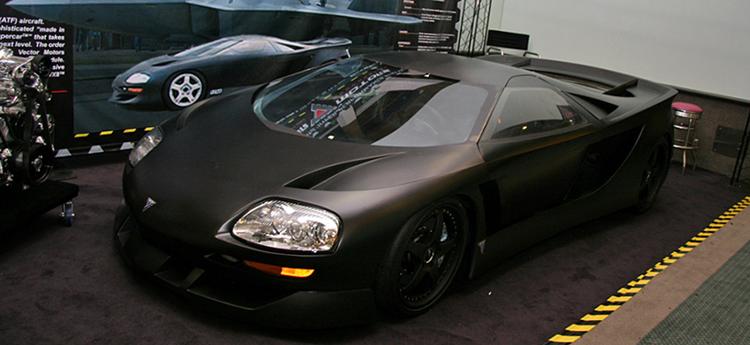 самая быстрая машина в мире №3