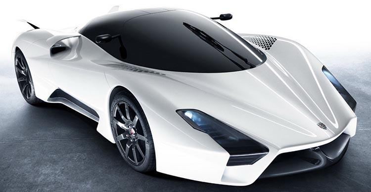 самая быстрая машина в мире №13