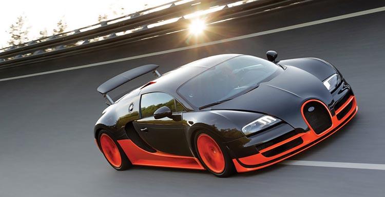 самая быстрая машина в мире №2