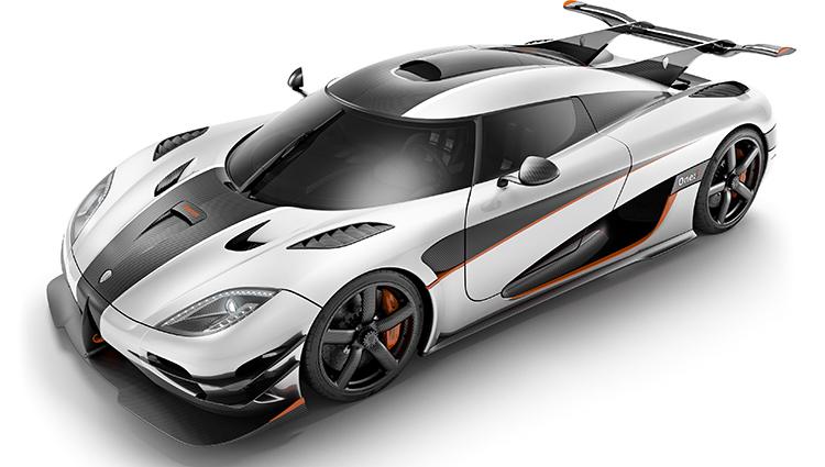 самая быстрая машина в мире №4