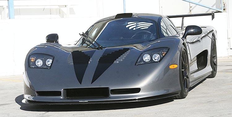 самая быстрая машина в мире №9