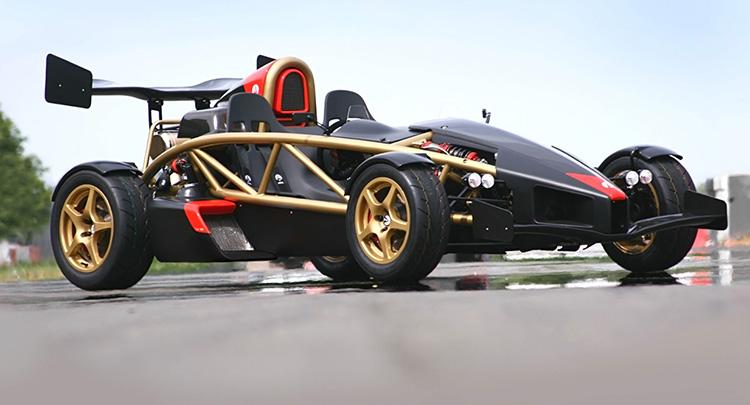 самая быстрая машина в мире №12