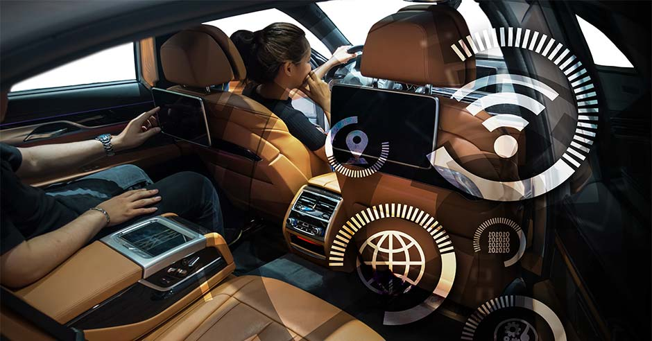 Автомобильный wifi