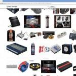 Покупка автозвука в интернете