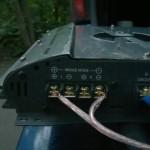 Установка сабвуфера в машину своими руками